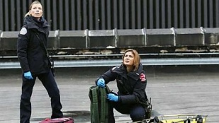 Chicago Fire 02x12 : Out with a Bang- Seriesaddict
